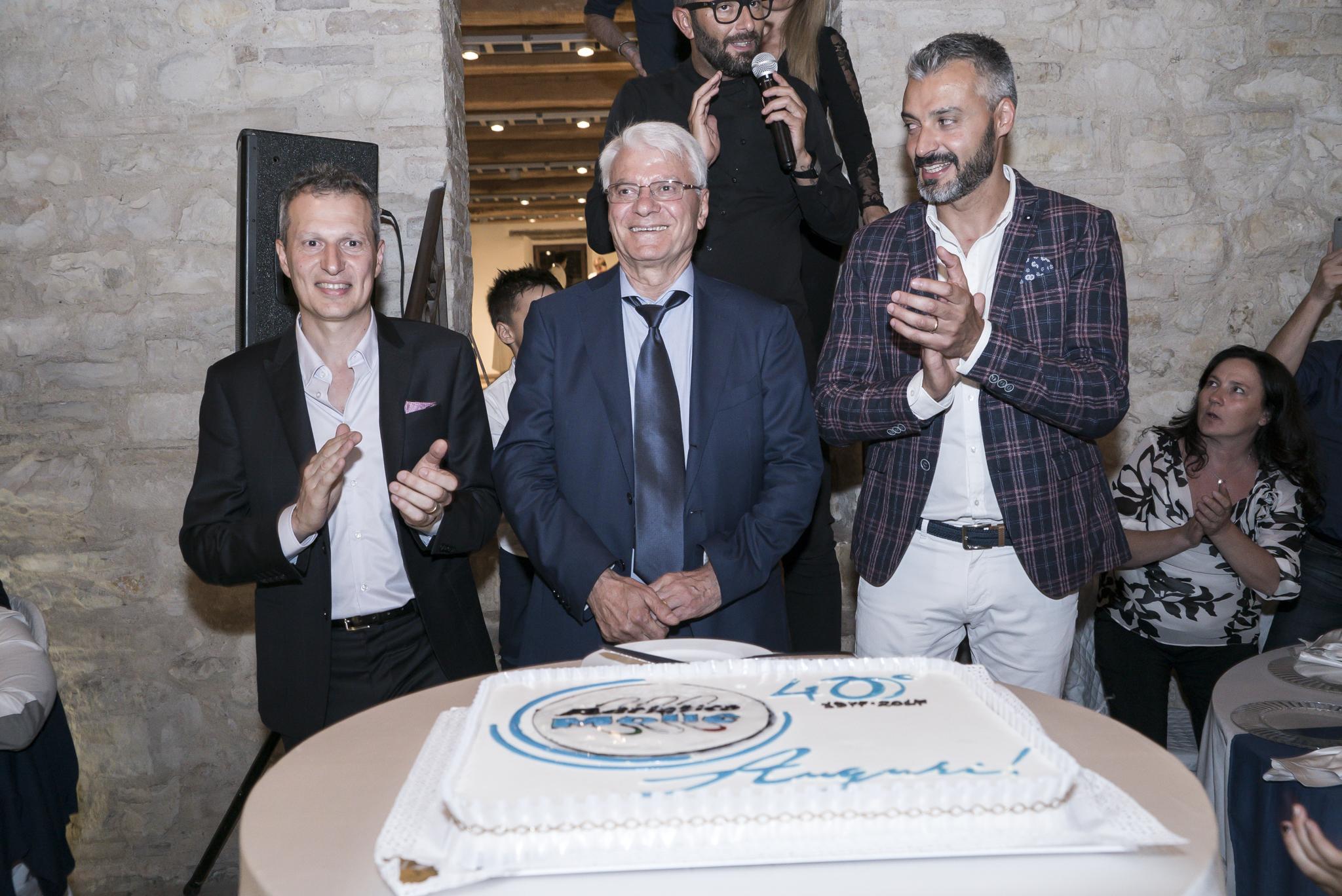 Vissani anniversario Adriatica Molle